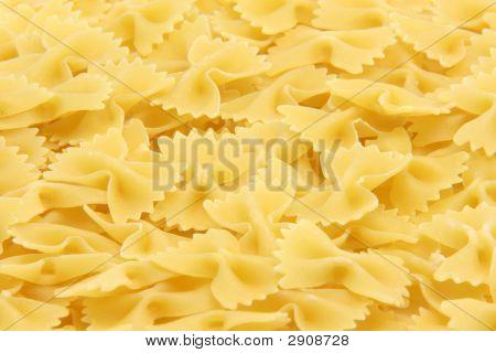 Farfale Pasta Background