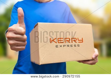 Kerry Express Thailand Parcel Delivery Services Branch Of Kerry Logistics Network Limited Of Hongkon