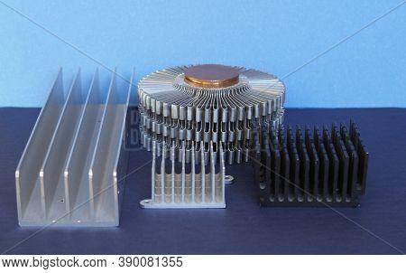 Passive Heatsink For Electronics