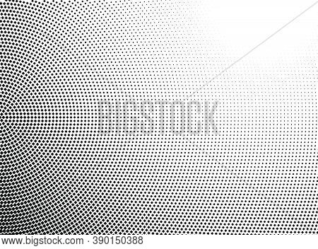 Abstract Halftone, Half Tone Background, Pattern Vector Illustration