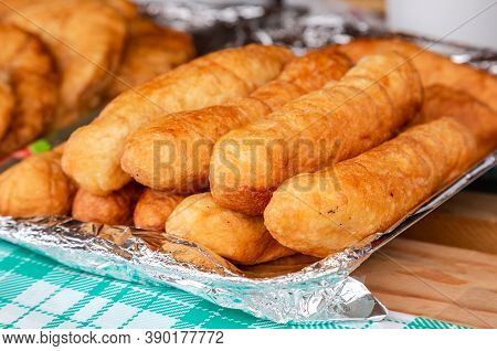Mouth-watering Fried Pies With Delicious Filling Only From The Oven