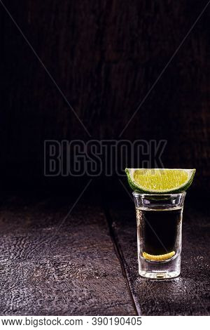 Several Glasses With Mezcal (or Mescal) Is Commonly Known As \