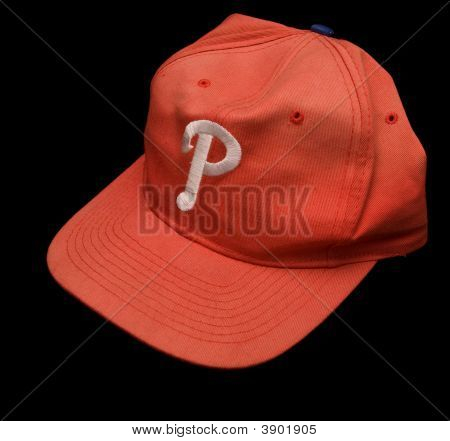 Old Phillies Baseball Cap