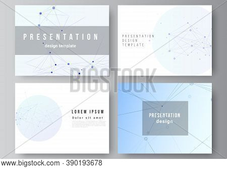 Vector Layout Of Presentation Slides Design Business Templates, Multipurpose Template For Presentati