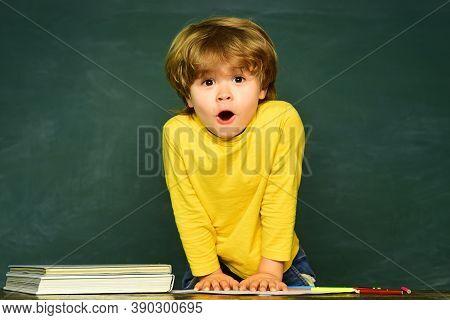 Talented Child. Teachers Day. Hard Exam. Home Schooling. Ready For School. Kids School. Schoolchild