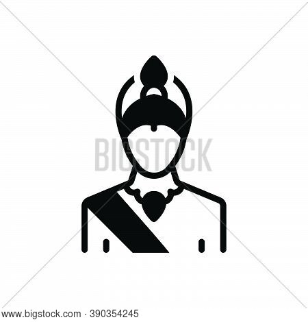 Black Solid Icon For God The-lord Sovereign The-almighty The-holy-trinity The-deity