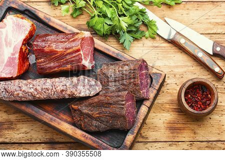 Spanish Cured Meat
