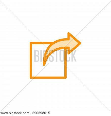 Share Icon Vector Design Template