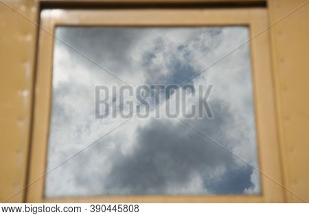 Cloud Formation In The Sky