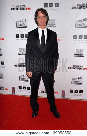 LOS ANGELES - NOV 15:  Jay Roach arrives for the 26th American Cinematheque Award Honoring Ben Stiller at Beverly Hilton Hotel on November 15, 2012 in Beverly Hills, CA