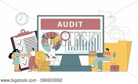 Financial, Accounting, Audit, Analysis, Consulting, Statistics, Tax Audit. Little People Provide Aud