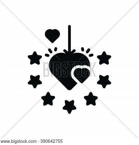 Black Solid Icon For Thanks Gratitude  Thankfulness Felicitation Praise