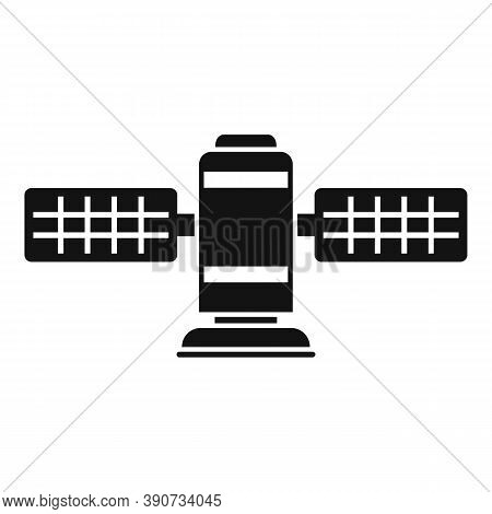 Modern Satellite Icon. Simple Illustration Of Modern Satellite Vector Icon For Web Design Isolated O