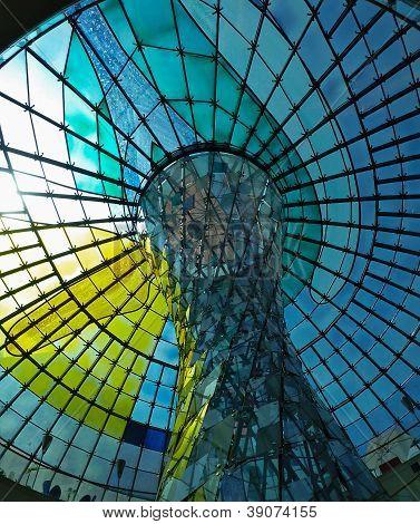 Glas Columns