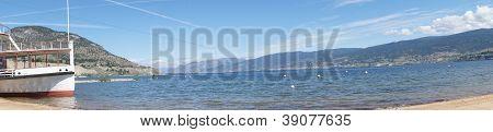 Panorama, Lake Okanagan