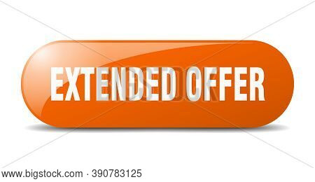 Extended Offer Button. Extended Offer Sign. Key. Push Button.