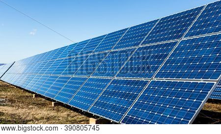 Solar Panel(solar Cell), Solar Energy Panel Photovoltaic Cell, Power Production, Photovoltaic Module