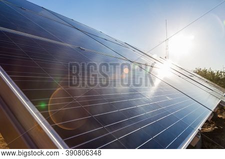 Solar Panel, Solar Cell, Solar Energy Panel Photovoltaic Cell, Power Production, Photovoltaic Module