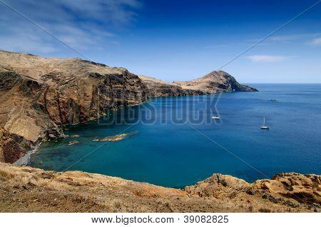 East Of Madeira Island, Ponta De Sao Lourenco