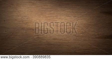 Old Dark Brown Wood Texture Background, Wood Plank Texture With Natural Pattern, Soft Natural Wood F