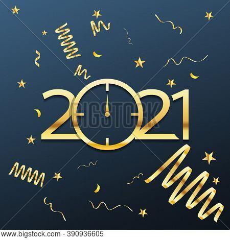 Happy New Year 2021 Background