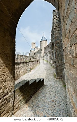 Carcassonne  Fortress