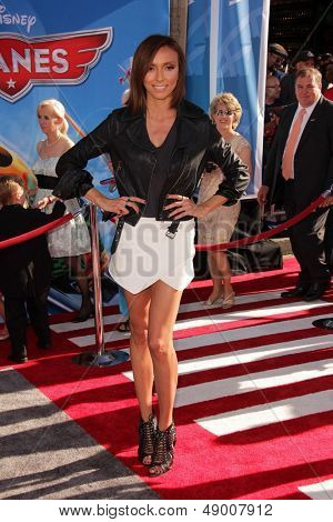 LOS ANGELES - AUG 5:  Giuliana Rancic arrives at the