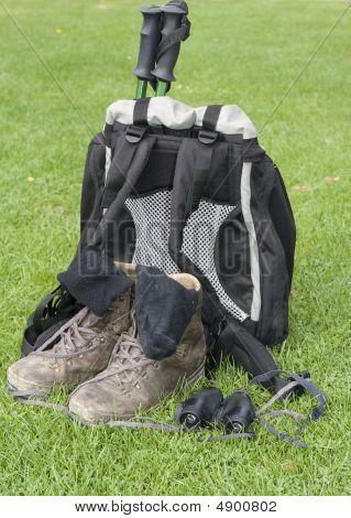 Hiking Trip Equipment