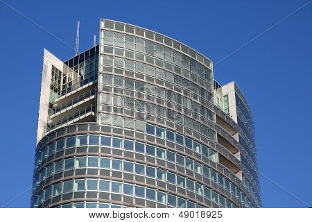 Vienna Skyscraper