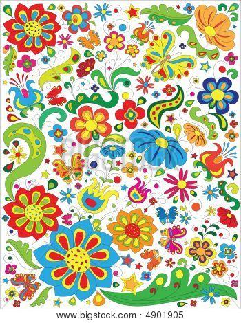 Multi-coloured Ornament