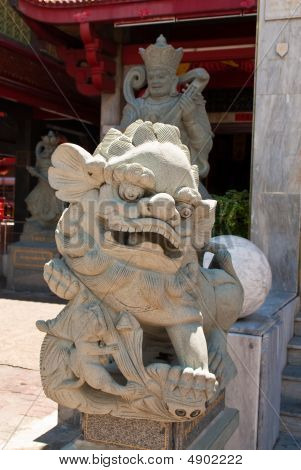 Traditional Thailand Religious Sculpture