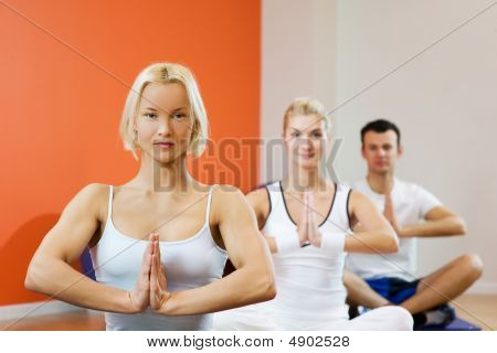 group people doing image  photo free trial  bigstock
