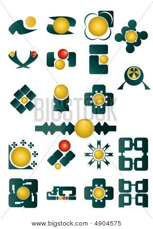 Set Of Logo
