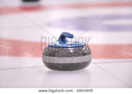 Winter Sport-curling, The Granite Rock