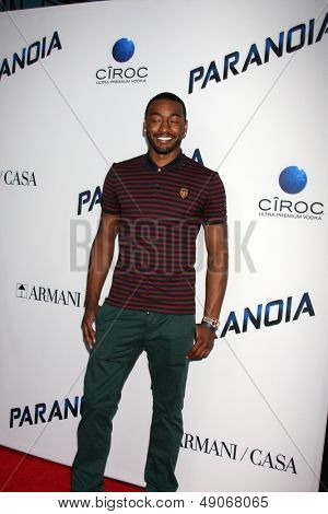 LOS ANGELES - AUG 8:  John Wall arrives at the