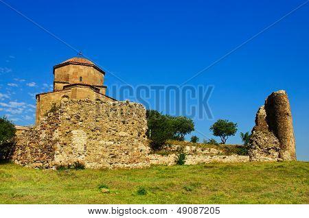 Djvari church