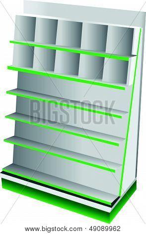 Trading Shelves