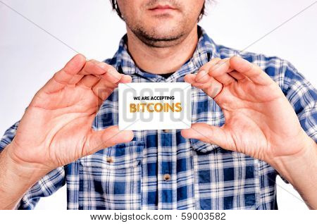 Bitcoins Accepting