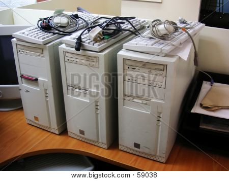Unused Computers
