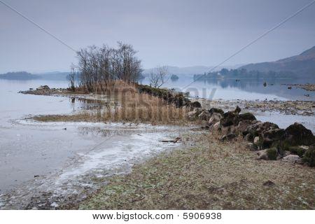 Loch Awe Shore