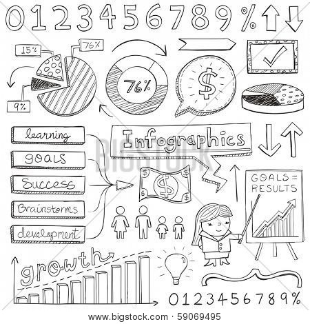 Infographic Doodles