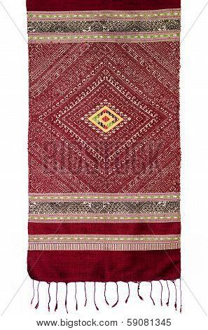 Pattern Of Thai Fabrics