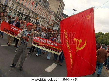 Communist Party Flag