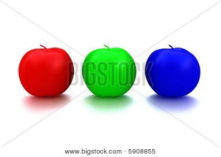 Rgb Apple