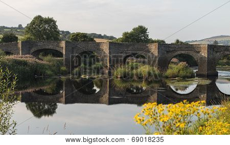 Clady Bridge In Northern Ireland