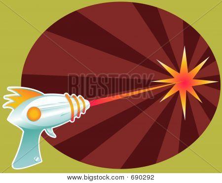Ray Guns Are A Blast!