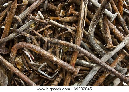 Rusty Nails, Staples, Screws