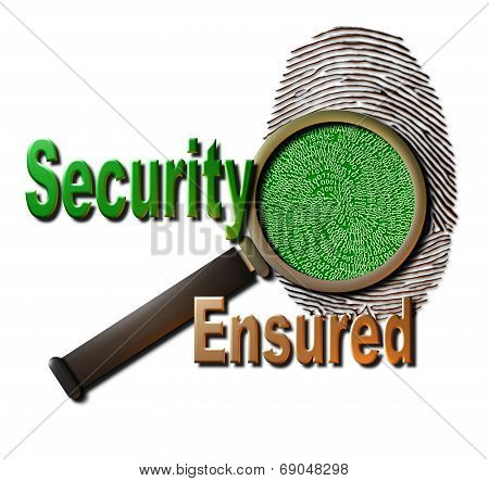 Security Ensured