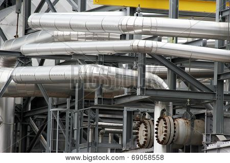 Industry Pipes