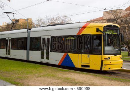 Bombardier Flexity Class Tram